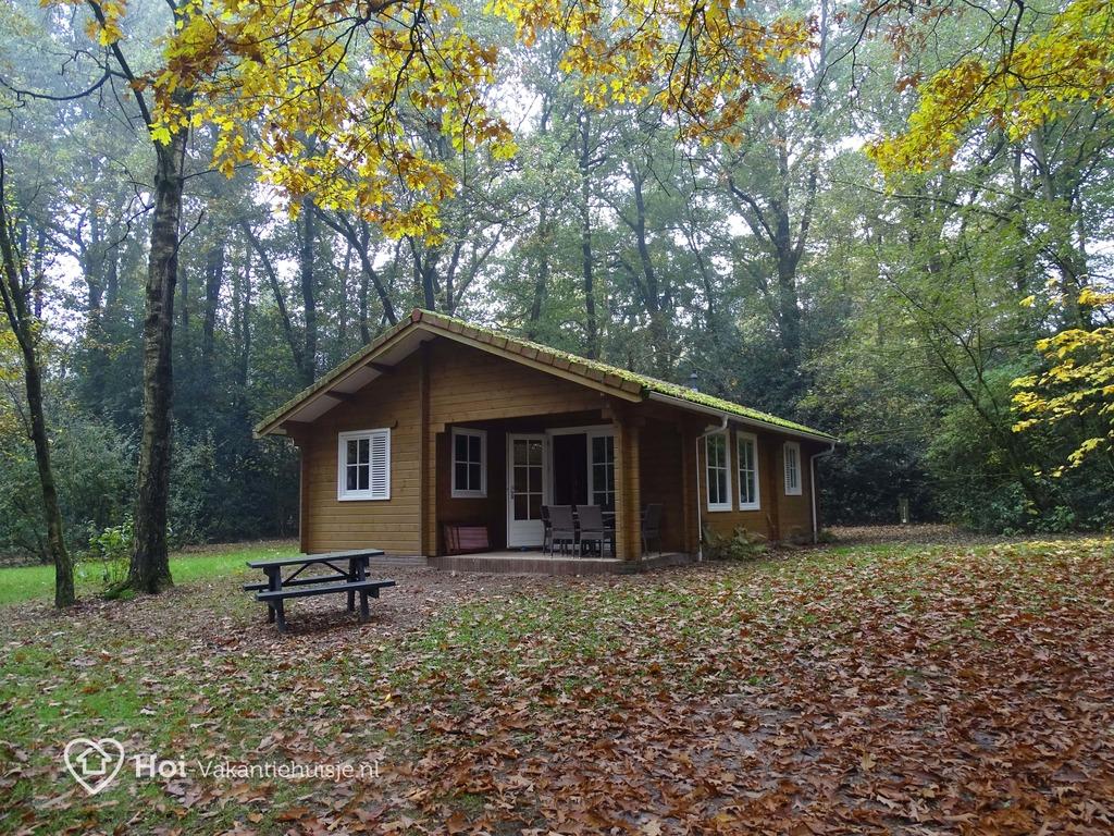 Chalet in ermelo 39 westhove 39 voor max 6 personen hoi veluwe for Vakantiehuisje bos