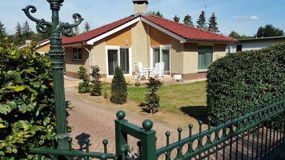 Vakantiehuisje Alround Sun in Putten voor max. 5 personen