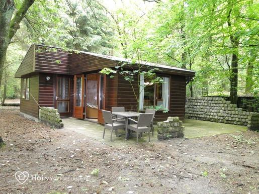 Boshuisje in Ermelo 'Doorwerth' voor max. 4 personen