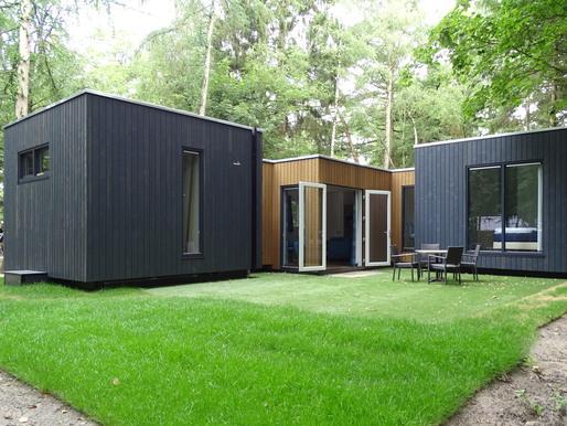 Boshuisje in Ermelo voor max. 4 personen
