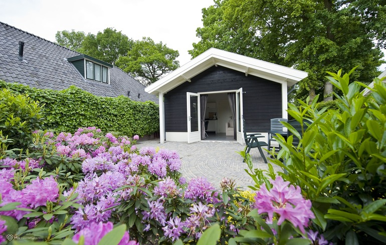 Bungalow in Putten voor max. 4 personen