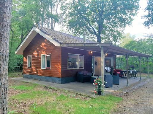 Gezellig boshuisje in Otterlo voor max 4 personen