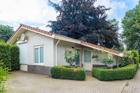 Luxe vakantiehuisje in Putten met tuinhuis voor max. 4 personen