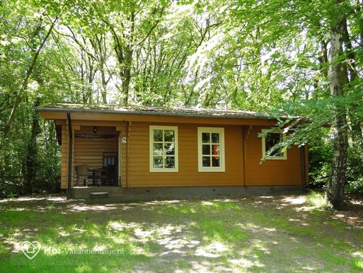 Natuur bungalow in Ermelo voor max. 4 personen