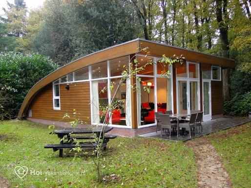 Natuur vakantiehuis in Ermelo voor max. 6 personen