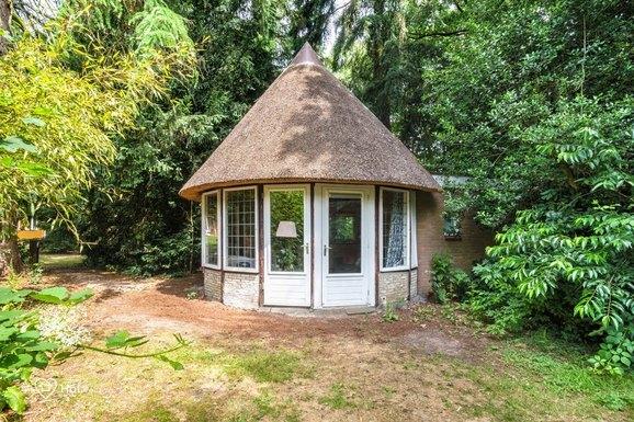 Romantisch Vakantiehuisje in Ermelo voor max. 2 personen