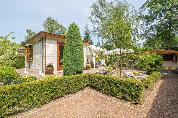 Ruime bungalow in Kootwijk voor max. 4 personen