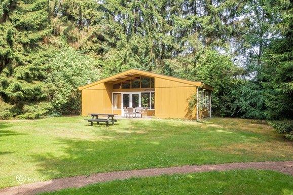 Vakantiehuis blokhut in Ermelo voor max. 5 personen