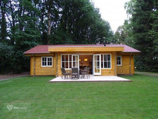 Vakantiehuis houtlook in Ermelo voor max. 8 personen