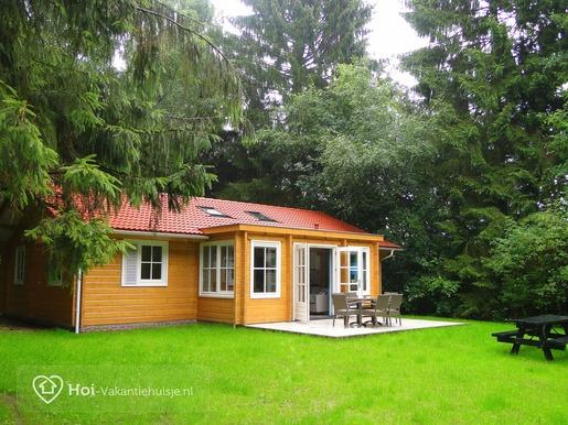 Vakantiehuis in Ermelo 'Duivenvoorde' voor max. 8 personen