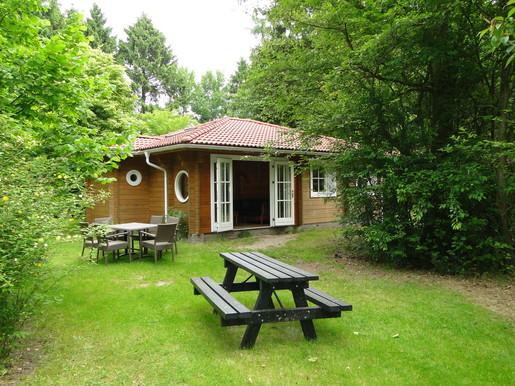 Vakantiehuis in Ermelo 'Linkervleugel' voor max. 6 personen