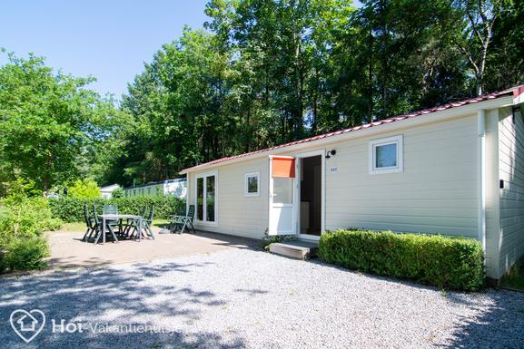 Vakantiehuis in het bos nabij Epe voor max. 5 personen