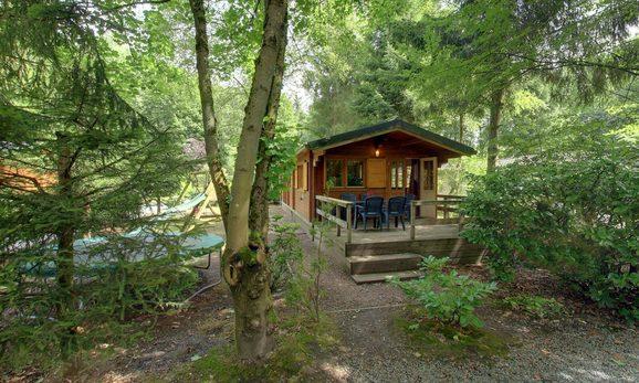 Vakantiehuis in het bos nabij Epe voor max. 6 personen