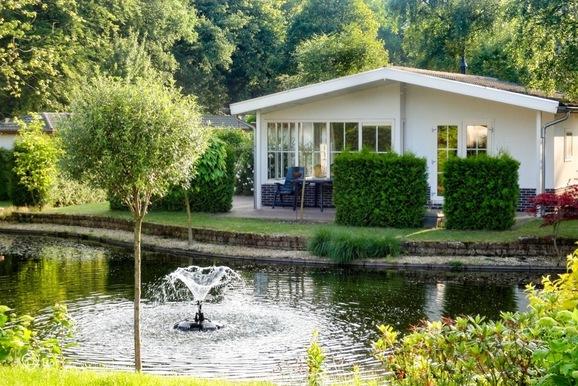 Vakantiehuis op landgoed Kerkendel in Kootwijk op de Veluwe voor max. 4 personen