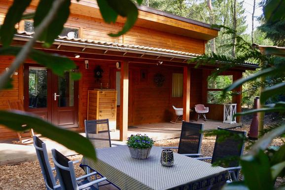 Vakantiehuisje de Koekoek in Emst voor max. 4 personen
