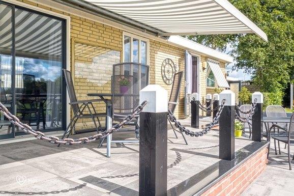 Vakantiehuisje in Elburg aan het Veluwemeer voor max. 5 personen