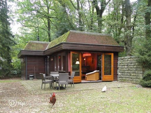 Vakantiehuisje in Ermelo 'Loevestein' voor max. 4 personen