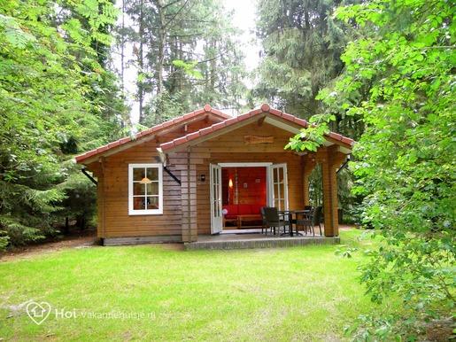 Vakantiehuisje in Ermelo 'Schaffelaar' voor max. 4 personen