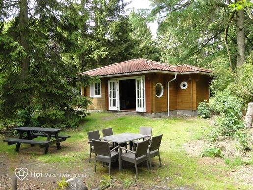 Vakantiewoning in Ermelo 'Rechtervleugel' voor max. 6 personen